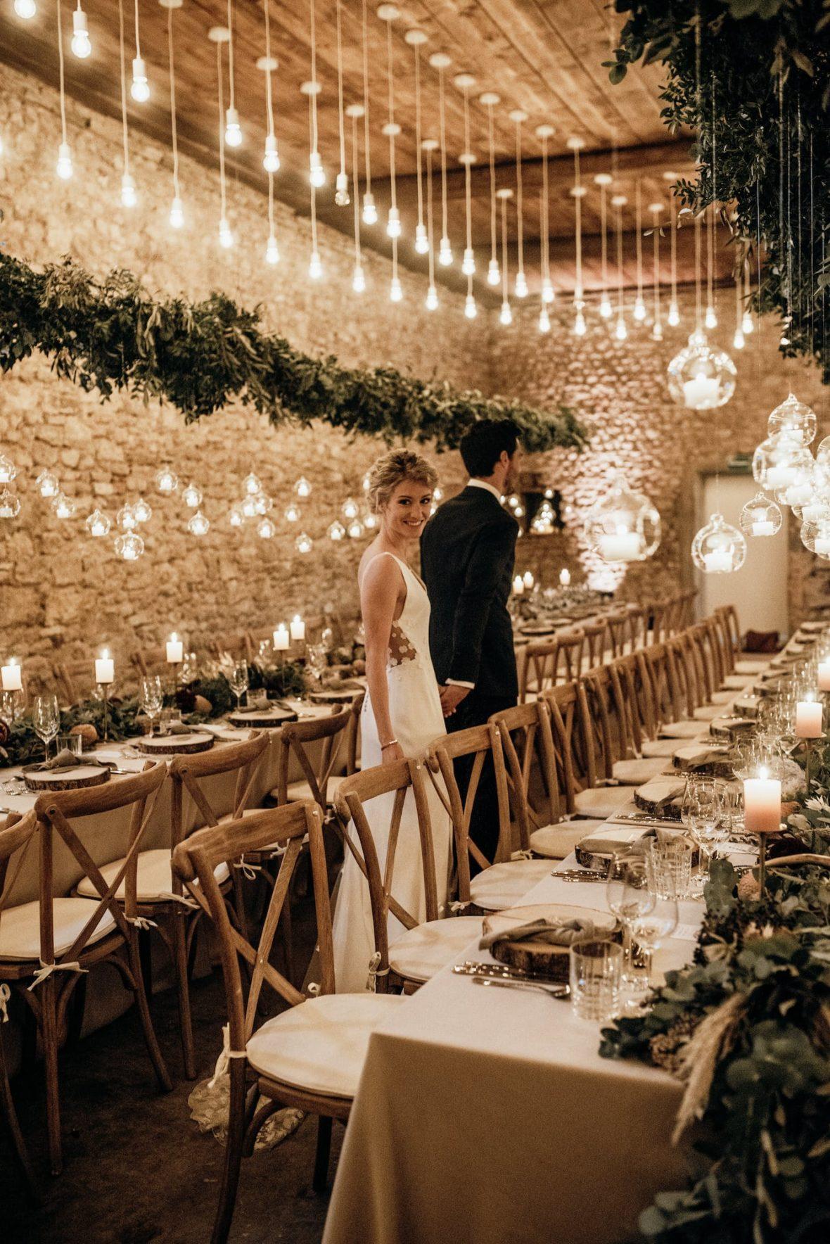 Rustic Barn Wedding in Boudier and Koeller